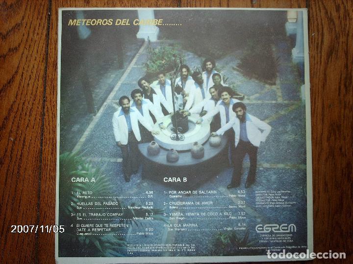 Discos de vinilo: los karachi - de nuevo los karachi - edición cubana - Foto 2 - 94874547