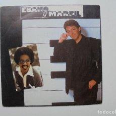 Discos de vinilo: PAUL MCCARTNEY ''EBANO Y MARFIL'' DEL AÑO 1982 VINILO DE 7'' 2 CANCIONES ES UN SINGLE. Lote 94875191