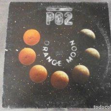 Discos de vinilo: PG2 - ORANGE MOON 12'' DISCO DE VINILO. Lote 94875523