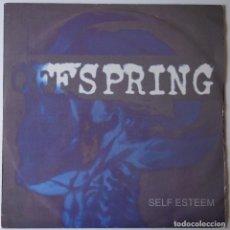 Discos de vinilo: OFFSPRING - SELF ESTEEM - EPITAPH RECORDS 1994 - DISCO VINILO, MAXI SINGLE. Lote 94877343