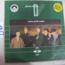 Discos de vinilo: ANTIGUO DISCO LP VINILO - DURAN DURAN - ENVIO INCLUIDO A ESPAÑA. Lote 94907047
