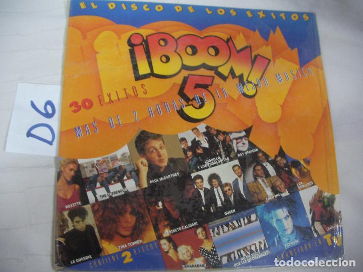ANTIGUO DISCO LP VINILO - BOOM 5 - ENVIO INCLUIDO A ESPAÑA (Música - Discos - LP Vinilo - Otros estilos)