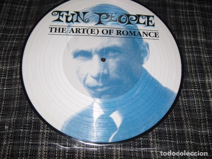 Discos de vinilo: FUN PEOPLE THE ART-E OF ROMANCE- ESPECIAL EDITION. - Foto 1 - 125213887