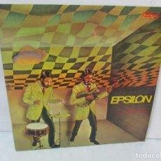 Discos de vinilo: EPSILON. MOVE ON. DISCO DE VINILO. BACILUS RECORDS RCA 1976. VER FOTOGRAFIAS ADJUNTAS. Lote 94909071