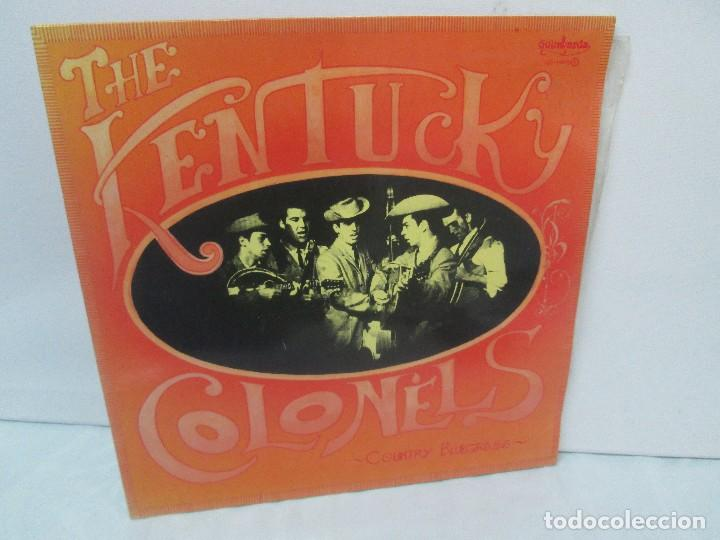 THE KENTUCKY COLONELS. COUNTRY BLUEGRASS. DISCO DE VINILO. ROUNDER RECORDS. 1979 (Música - Discos - Singles Vinilo - Country y Folk)