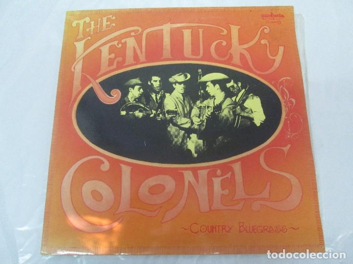 Discos de vinilo: THE KENTUCKY COLONELS. COUNTRY BLUEGRASS. DISCO DE VINILO. ROUNDER RECORDS. 1979 - Foto 2 - 94911075