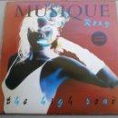 Discos de vinilo: ROXY MUSIC - THE HIGH ROAD - LIVE - EP MINI LP - 1983 - ESPAÑA - BUEN ESTADO. Lote 94913807