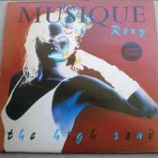 Discos de vinilo: ROXY MUSIC - THE HIGH ROAD - LIVE - EP MINI LP - 1983 - ESPAÑA - BUEN ESTADO. Lote 94913807