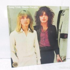 Discos de vinilo: CHEAP TRICK. HEAVEN TONIGHT. DISCO DE VINILO. EPIC 1978. VER FOTOGRAFIAS ADJUNTAS. Lote 94917755