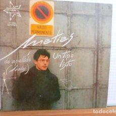 Discos de vinilo: MATIAS -MUCHACHO LISTO- DIARIO DE UN HOMBRE OCUPADO-. Lote 94919819