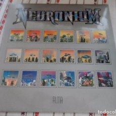 Discos de vinilo: NEURONIUM ALMA. Lote 94920119