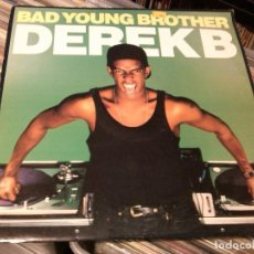 Discos de vinilo: DEREK B - BAD YOUNG BROTHER . Lote 94921587