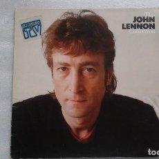 Discos de vinilo: JOHN LENNON - THE COLLECTION LP 1982 EDICION ESPAÑOLA. Lote 94939615
