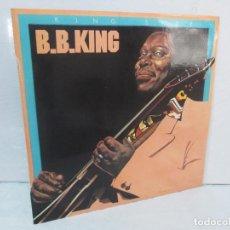 Discos de vinilo: B, B, KING. KING SIZE. LP VINILO. ABC RECORDS MOVIEPLAY 1977. VER FOTOGRAFIAS ADJUNTAS. Lote 94942111