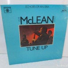 Discos de vinilo: JACKIE MCLEAN SEXTET. TUNE UP. ECHOES OF AN ERA. LP VINILO. DOS DISCOS. ROULETTE. 1979. Lote 94942447