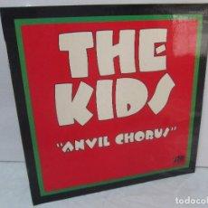 Discos de vinilo: THE KIDS. ANVIL CHORUS. LP VINILO. ATLANTIC HISPAVOX 1975. VER FOTOGRAFIAS ADJUNTAS. Lote 94945407