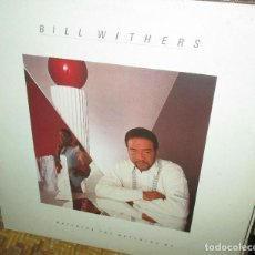 Discos de vinilo: BILL WITHERS,WATCHING YOU WATCHING ME LP 1985. Lote 94977199