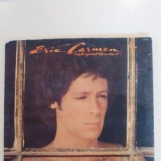 Discos de vinilo: ERIC CARMEN BOATS AGAINST THE CURRENT ( 1977 ARISTA USA ) POWER POP NEW WAVE EX RASPBERRIES. Lote 94978427