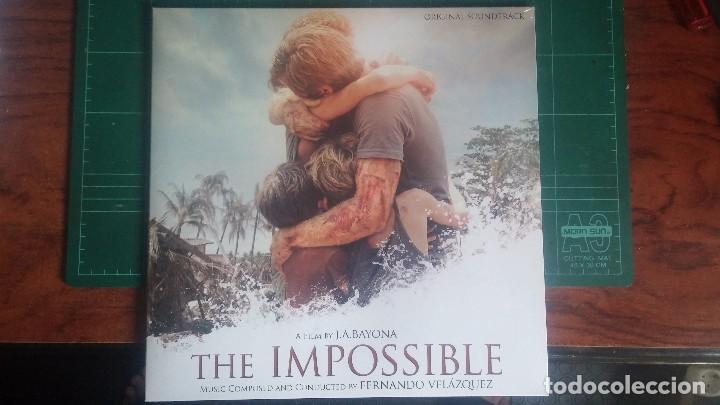 LO IMPOSIBLE - BSO LP (Música - Discos - LP Vinilo - Bandas Sonoras y Música de Actores )