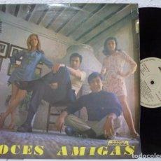 Discos de vinilo: VOCES AMIGAS (LP NOVOLA 1970). Lote 95004379