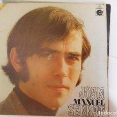 Discos de vinilo: JOAN MANUEL SERRAT-LP PORT.ABIERTA-1969. Lote 95038355