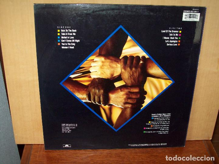 Discos de vinilo: COMMODORES - UNITED - LP 1986 - Foto 2 - 95047919