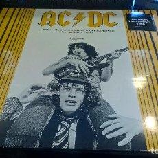 Discos de vinilo: MUSICA LP HEAVY AC/DC LIVE AT OLD WALDORF IN SAN FRANCISCO 1977 TEMAS INEDITOS PRECINTADO DIFICIL PJ. Lote 95053259