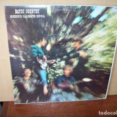 Discos de vinilo: CREEDENCE CLEARWATER REVIVAL - BAYOU COUNTRY - LP 1976 HISPAVOX 1983. Lote 95053283