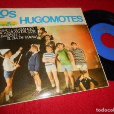 Discos de vinilo: LOS HUGOMOTES HIMNO CALASANCIANO/RACATAPLAN DEL COLE/EL BARTOLITO/EL DIA DE MAMA EP 1966 SESION. Lote 95097935