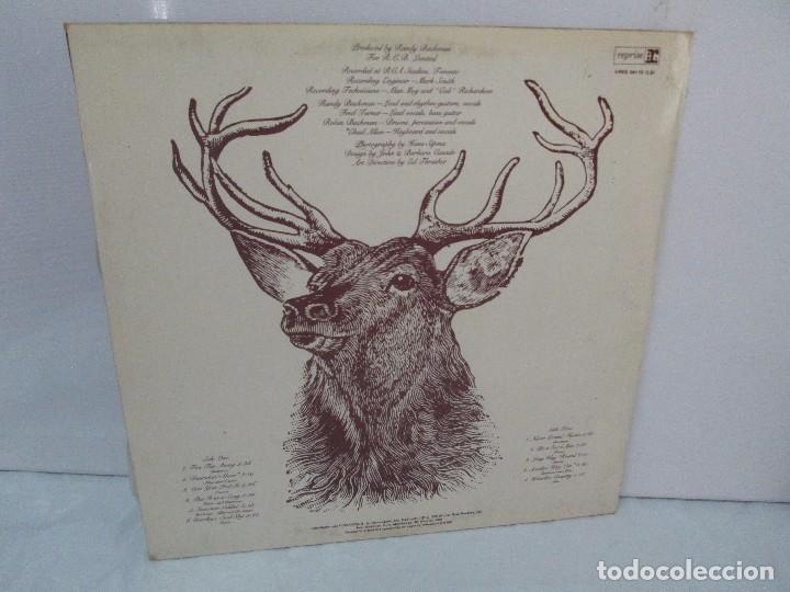 Discos de vinilo: R. BACHMAN - F. TURNER - R. BACHMAN. AS BRAVE BELT. REPRISE ALBUM. LP VINILO. HISPAVOX 1975 - Foto 8 - 95101095