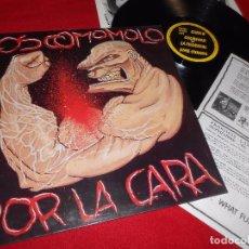 Discos de vinilo: LOS COMOMOLO MLP MINILP 1989 MUNSTER RECORDS 6 CANCIONES. Lote 95102771