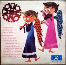 Discos de vinilo: LA ETERNA NAVIDAD. CORO INFANTIL LA TREPA. MARFER, SPAIN 1972 LP. Lote 95104427
