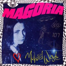 Discos de vinilo: MAGORIA - MUTOID WASTE (SAME SONG ON SIDE B) SINGLE SPAIN PROMO 1990 EXCELLENT. Lote 95118471