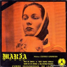 Discos de vinilo: CORAL ISIDORIANA DE LEON - MILES DE ERMITAS + MADRE DE LOS JOVENES EP SPAIN 1970. Lote 95122791