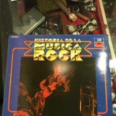 Discos de vinilo: THE ALLMAN BROTHERS BAND LP DE 1982 N 18. Lote 95148440