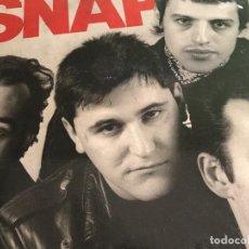 Discos de vinilo: ANTIGUO LP SNAP . Lote 95148523