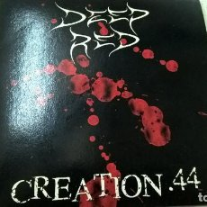 Discos de vinilo: SLUGATHOR / DEEPRED ?– SEEDS OF TORMENT/CREATION 44-N.. Lote 95155959