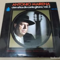 Discos de vinilo: ANTONIO MAIRENA (EP) LEVANTA Y NO DUERMAS AÑO 1965. Lote 95159819