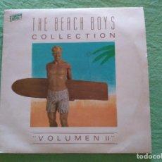 Discos de vinilo: THE BEACH BOYS - BEACH BOYS COLLECTION VOLUMEN II (DOBLE LP). Lote 95160155