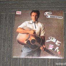 Discos de vinilo: BRUCE SPRINGSTEEN - SPARE PARTS - SINGLE - CBS - SPAIN - PROMOCIONAL - IBL -. Lote 95160275