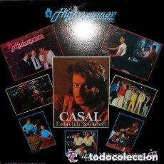 Discos de vinilo: TINO CASAL - EMBRUJADA VERSIÓN INGLESA. DISCOTECA HIGHWAYMAN - MAXI-SINGLE 1983 . Lote 95163259