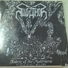 Discos de vinilo: SLUGATHOR ?– FABRIC OF THE MULTIVERSE-N. Lote 95185983