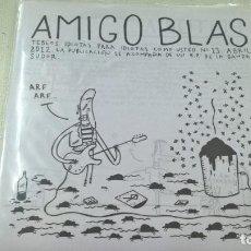 Discos de vinilo: SUDOR-AMIGO BLAS-N. Lote 95186663