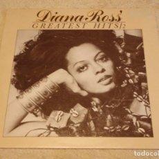Discos de vinilo: DIANA ROSS ( GREATEST HITS/2 ) ENGLAND-1977 LP33 TAMLA MOTOWN. Lote 95186955
