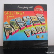 Discos de vinilo: LP BRUCE SPRINGTEEN = GREETINGS FROM. Lote 95210631