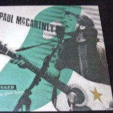 Discos de vinilo: LP PAUL MCCARTNEY UNPLUGGED EU 1991 VINYL VINILO BEATLES. Lote 95217995