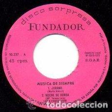 Discos de vinilo: FUNDADOR 10.238 - LA PANDILLA – ALEGREMONOS CON LA PANDILLA - EP 1972. Lote 95219559