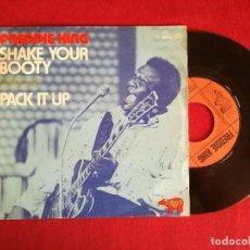 Discos de vinilo: FREDDIE KING, SHAKE YOUR BOOTY (POLYDOR) SINGLE ESPAÑA. Lote 95221639