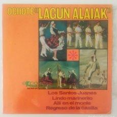 Discos de vinilo: ENVÍO GRATIS. OCHOTE LAGUN ALAIAK. Lote 95231371
