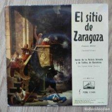 Discos de vinilo: ENVÍO GRATIS. EL SITIO DE ZARAGOZA.. Lote 95231735